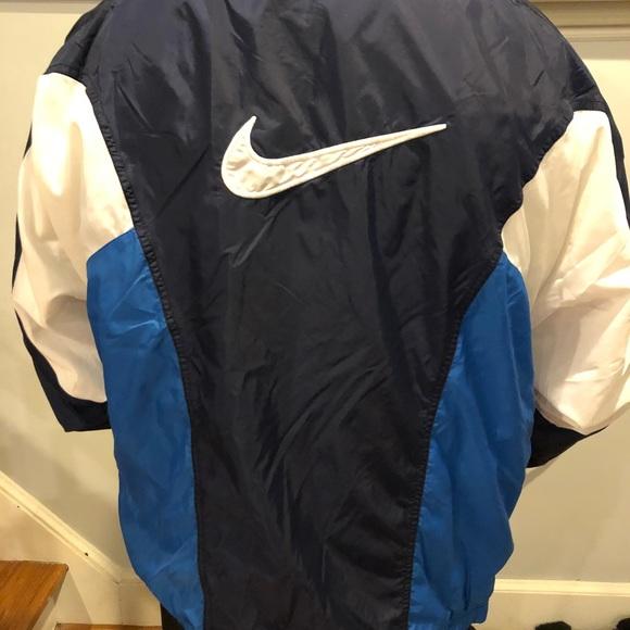 76a6ed930 Vintage Nike WindBreaker jacket 💙. M_5b8c9ad01e2d2d87c4f6f99e